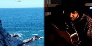 Şile'de facia! Ünlü şarkıcı denizde kayboldu!