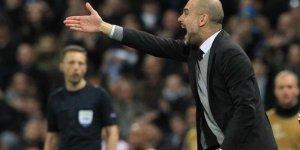 UEFA'dan Guardiola'ya ceza!