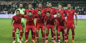 Milli Takım'dan golsüz prova: 0-0