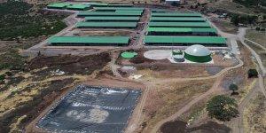 Cezaevi arazisinde kurulan biyogaz tesisi 1,5 milyon liralık değer sağlayacak