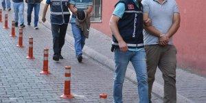 Afrin'de yakalanan 8 terörist tutuklandı