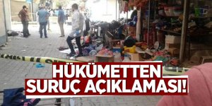 Hükümetten Suruç açıklaması!