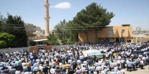 Halil Yıldız'ın kardeşi için tören düzenlendi