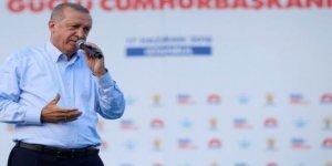 Cumhurbaşkanı Erdoğan'dan Ronaldo'ya övgü
