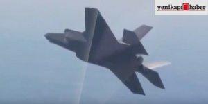 TSK'nın yeni gözdesi  F-35  Türkiye'de