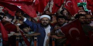 Balkanlıoğlu Hoca'yı on binler ebediyete uğurladı