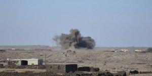 Esed rejimi Dera'ya bir günde 750 saldırı düzenledi