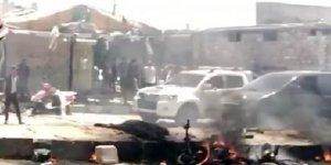 Afrin'deki hain saldırı! Saldırıyı PKK üstlendi