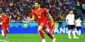 Belçika İngilizlere futbol dersi verdi