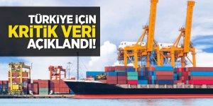 Türkiye için kritik veri açıklandı!