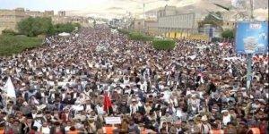 Yemen'de Suudi rejimine öfke seli