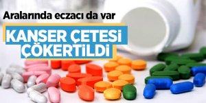 Ankara'da sahte raporla kanser ilacı alan çeteye operasyon