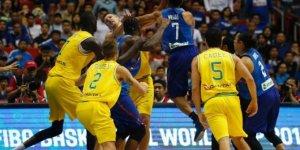 Basketbolcuları hiç böyle görmediniz!