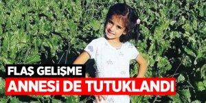 Eylül'ün katil zanlısının annesi de tutuklandı