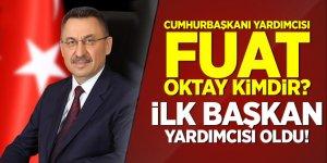Yeni sistemin başkan yardımcısı Fuat Oktay oldu