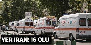 Petrol tankeri yolcu otobüsüne çarptı:16 ölü