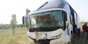 Ankara Gölbaşı'nda kaza! 11  yaralı