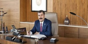 """Bakan Fahrettin Koca'dan """"15 Temmuz"""" mesajı"""