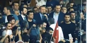 """Bakan Berat Albayrak'tan """"15 Temmuz"""" paylaşımı"""