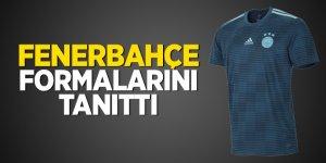 Fenerbahçe'nin 2018-2019 sezonu formalarını tanıtıldı