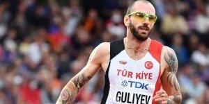 Ramil Guliyev, erkekler 200 metrede ikinci oldu