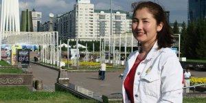 Türkiye kazak hostes'ten memnun