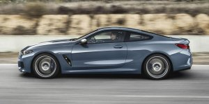 6 serisinin yerini dolduracak! BMW 8'de yeni böbrek tasarımı
