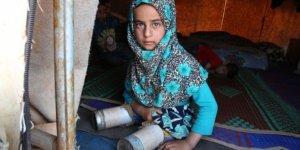 """Suriyeli Maya, insanlığın """"Maya""""sı oldu"""