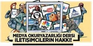 Medya Okuryazarlığı dersi, İletişimcilerin hakkı!