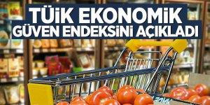 TÜİK ekonomik güven endeksini açıkladı