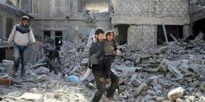 Suriye'de insanlık trajedisi!