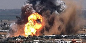 Gazze'ye hava saldırısı!