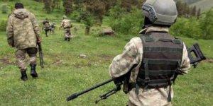 Erzurum'da ilçe kırsalında çatışma
