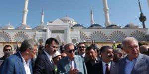 Başkan Erdoğan, o inşaata ziyarette bulundu! O detay dikkat çekti