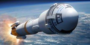 Artık insanlı uzay uçuşları başlıyor