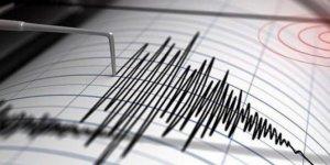 Adana'da  3.7 büyüklüğünde deprem!
