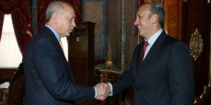 Başkan Erdoğan, Aissami'yi kabul etti!