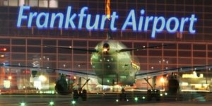 Havalimanı'nda  acil tahliye! Yer Almanya