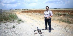 Türk mühendislerden yeni drone