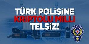 Türk polisi kriptolu milli telsiz kullanacak