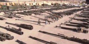 Kampanyanın ilk gününde 3 bin silaha el koyuldu
