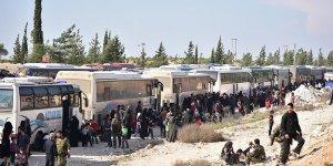 Esed rejimi 140 günde binlerce kişiyi yerinden etti.