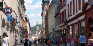 Almanya'da genç nüfusunda düşüş