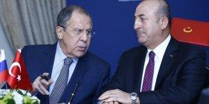 Lavrov, Çavuşoğlu ile görüşmek için Türkiye'ye geliyor