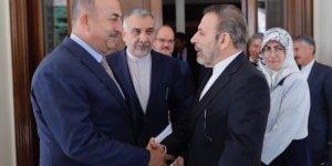 Mevlüt Çavuşoğlu İran Vaizi ile görüştü