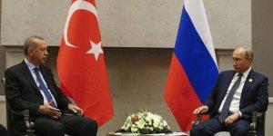 Başkan Erdogan ile  Putin ile telefonda görüştü!