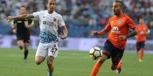 Trabzonspor-Medipol Başakşehir karşılaşması