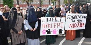 Danimarka'da peçeli kadınlara hapis cezası