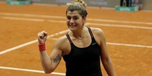 Milli tenisçi Başak Eraydın İspanya'da şampiyon oldu