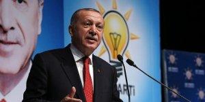 """Erdoğan: """"Sabırla mücadelemizi sürdüreceğiz ve müjdelenen zafere de mutlaka ulaşacağız"""""""